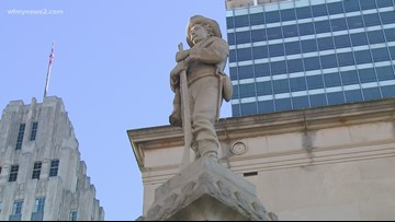 Confederate Monument Takedown Debate Heats Up at Winston-Salem City Council Meeting