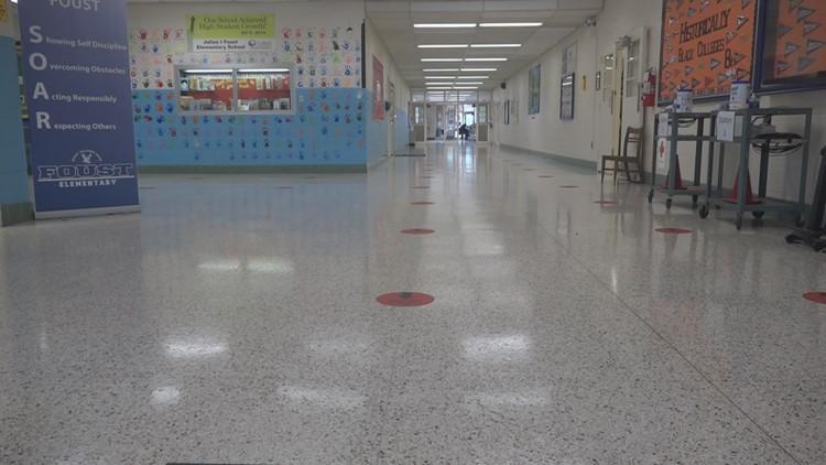 Lawmakers vote to sustain Gov. Cooper's veto on the bill to reopen schools