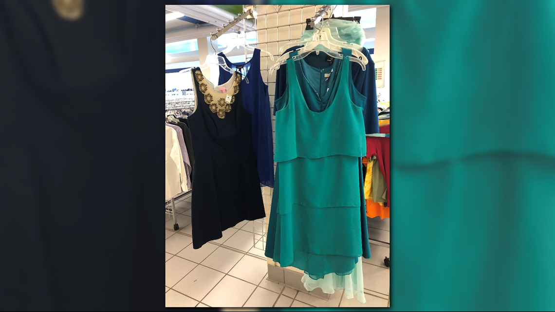 3b5221072b Goodwill has prom dresses for an average of  20
