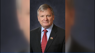 State Treasurer Dale Folwell released from hospital after coronavirus diagnosis