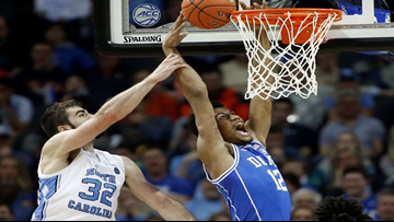 Duke Advances To The ACC Championship Against FSU After Beating UNC, 74-73