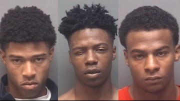 3 Arrested After High Point Home Shot Into 'At Least' 17 Times With Kids Inside, More Than 30 Shell Casings Found: Police
