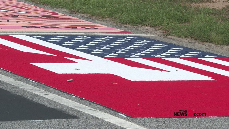 Students Claim School Parking Spaces In Creative Way!