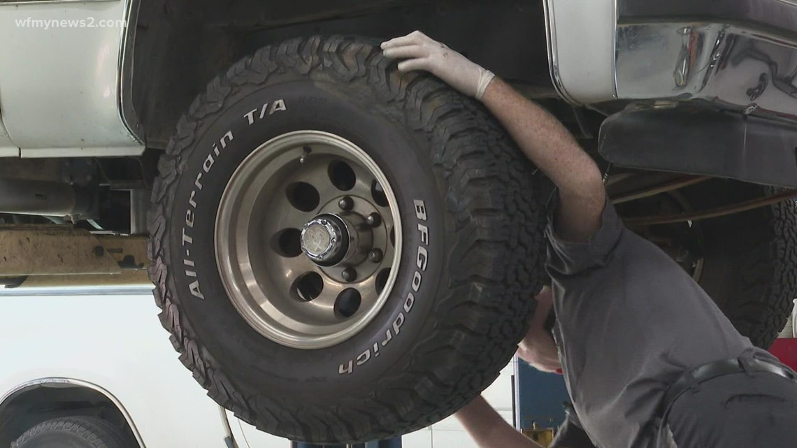 Yes, cold air can deflate your tires