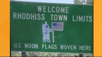 50 Years Ago: The American Flag On The Moon Was Made In NC