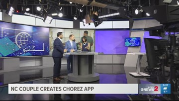 NC Couple Invent App To Get Kids To Do Chores