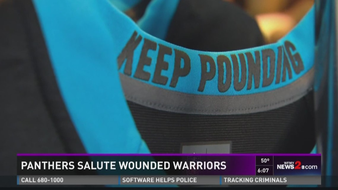 Panthers Honor Veterans With Ultimate Gameday Experience