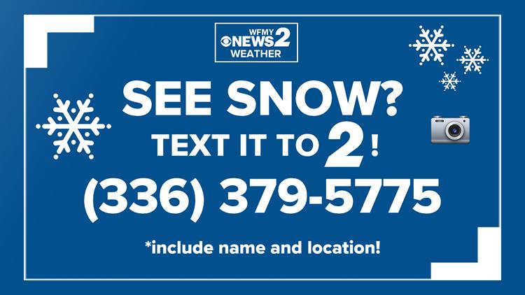 Snow Text