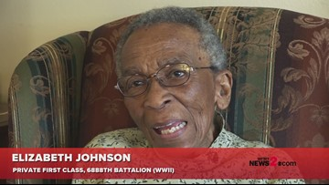 Meet One Of The WWII Black Woman Veterans Of The 6888th Battalion