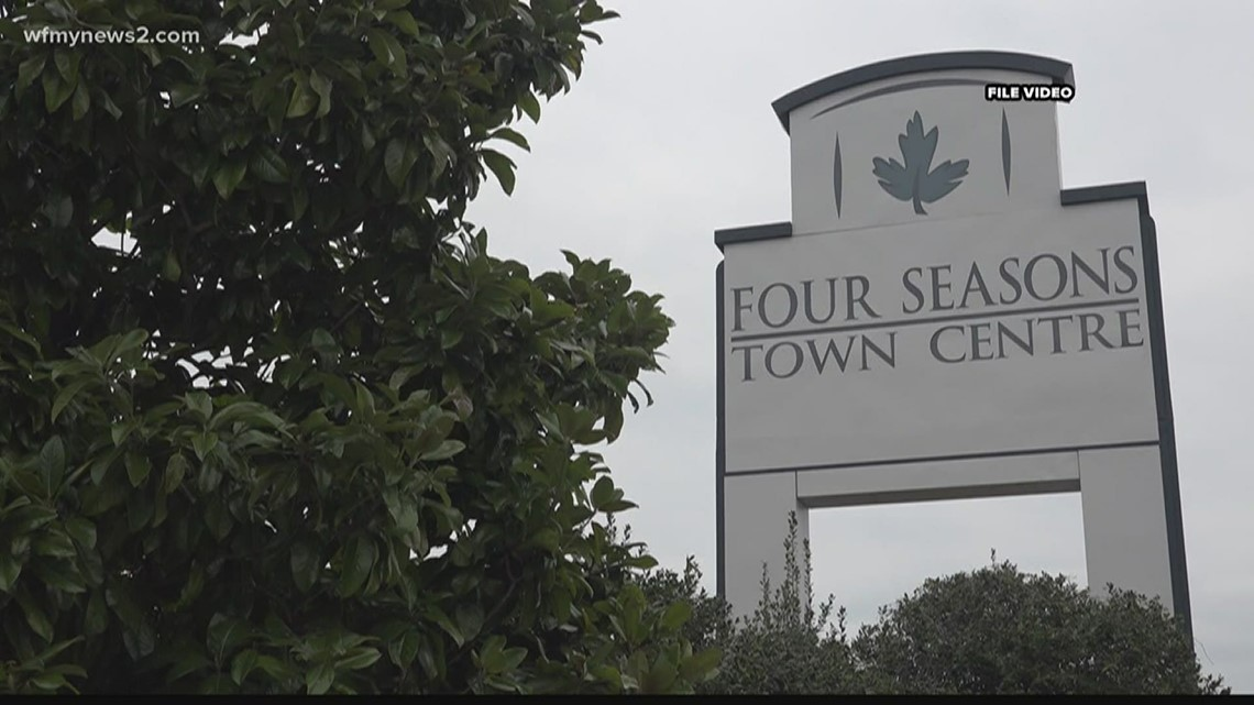 Four Seasons Town Centre to enforce chaperone rule as mall prepares to become mass vaccine site