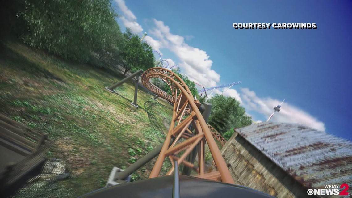 Carowinds Announces New Roller Coaster 'Copperhead Strike' for 2019