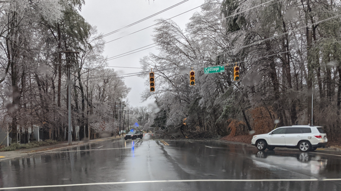 PHOTOS: Winter weather in the Triad