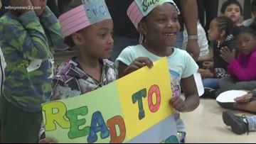 Read 2 Succeed: Wiley Elementary