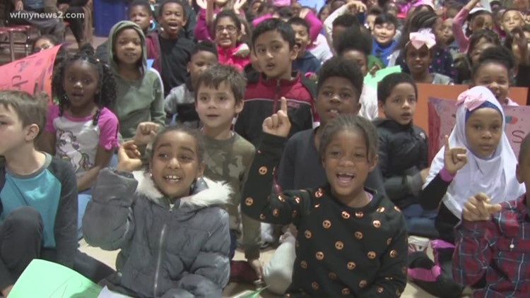 Read 2 Succeed: Kirkman Park Elementary