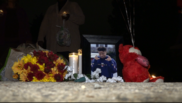Candlelight Vigil to Remember Glenn High Teen Who was Shot to Death on a Neighborhood Road