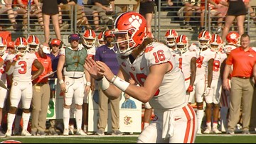 Clemson Favored to Continue ACC Football Championship Run