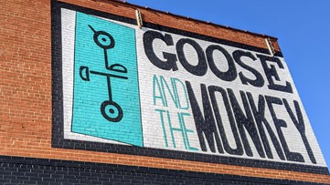 What does a goose and a monkey have to do with beer and Lexington