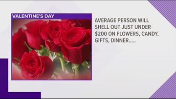 Best deals on earrings, flowers, and Valentine's day gifts