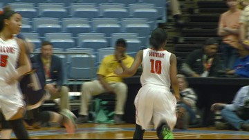 SE Guilford Wins NCHSAA 3A Women's State Championship