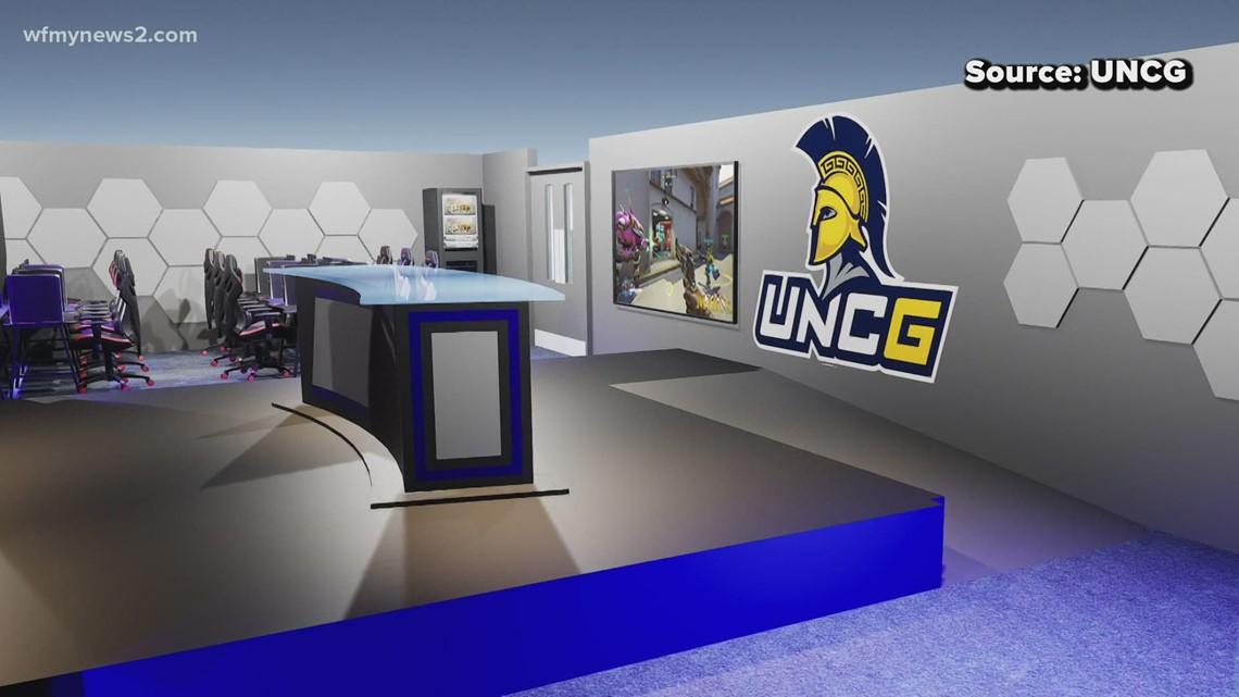 E-Sports program to open at UNCG