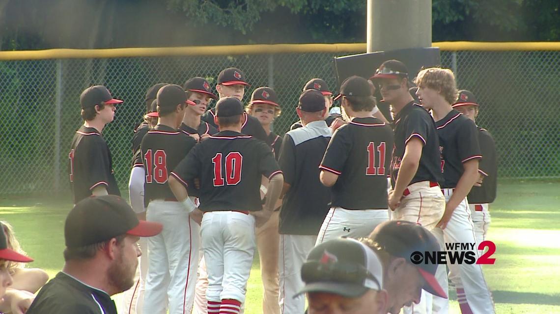 East Surry beats Mountain Island Charter 7-1 in NCHSAA 1A Baseball West Regional Final