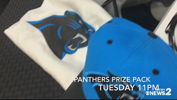 Attention Callers: Here's Your Chance to Win a Panthers Prize Pack