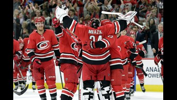 Hamilton, Hurricanes top Canadiens 4-3 in shootout