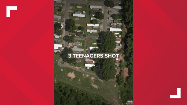 Three Teenagers Taken To Hospital After Shooting, Winston-Salem Police Say