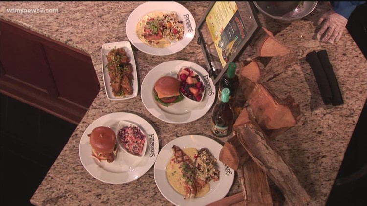 Ending Summer Grilling with Firebirds Woodfired Grill
