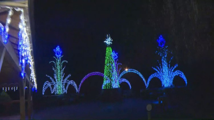 Winter Wonderlights returning to Greensboro Science Center this holiday season!
