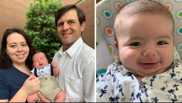 Couple Overcomes Infertility And 50% Chance Of Baby Having Cystic Fibrosis