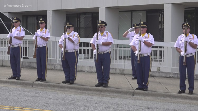 City of High Point honors fallen veterans for Memorial Day