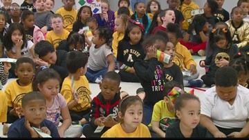 Read 2 Succeed: App State Academy at Middle Fork