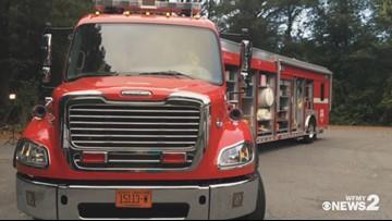 Winston-Salem Shows Off New HAZMAT Truck