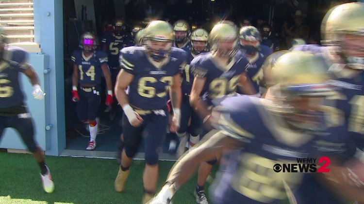 2A State Championship: Mountain Heritage vs. Reidsville