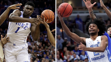 When and Where to Watch Duke and UNC Sweet 16 Games