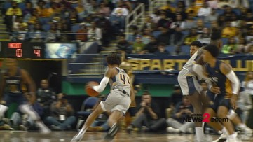 North Carolina A&T vs. UNCG On Opening Night Of College Hoops Regular Season