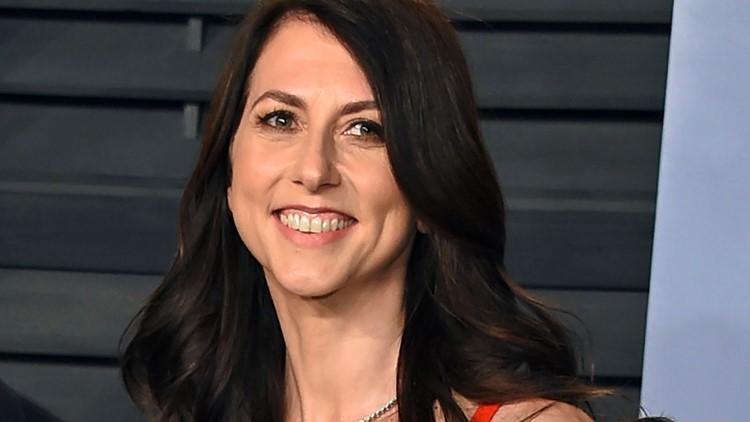 MacKenzie Scott marries Seattle teacher after Bezos divorce