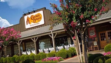 Cracker Barrel is Coming to Kernersville, and Bringing 175