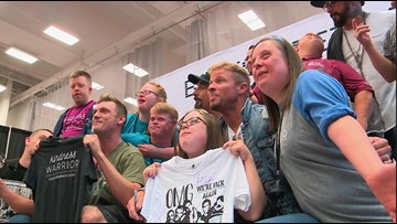 Group surprised with backstage meet and greet with Backstreet Boys