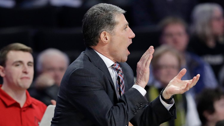 Former Louisville basketball assistant Dino Gaudio federally charged with extortion
