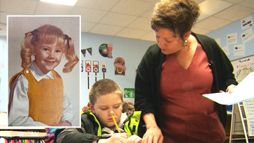A teacher told her she wouldn't amount to anything. She became a teacher to prove her wrong