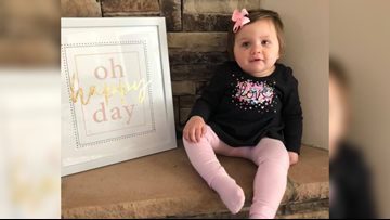 Toddler's Cancer In Remission After Long Treatment