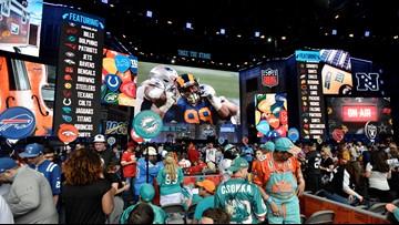 Recap: UCLA TE Caleb Wilson is 'Mr. Irrelevant,' the final pick in 2019 NFL Draft