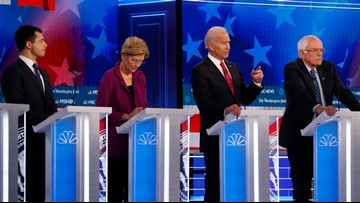 Dates of next 4 Democratic presidential debates announced
