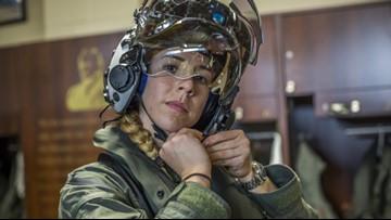 South Carolina Marine Becomes First Woman F-35B Pilot