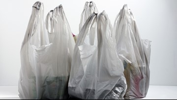 Plastic bags could soon be banned in this SC County
