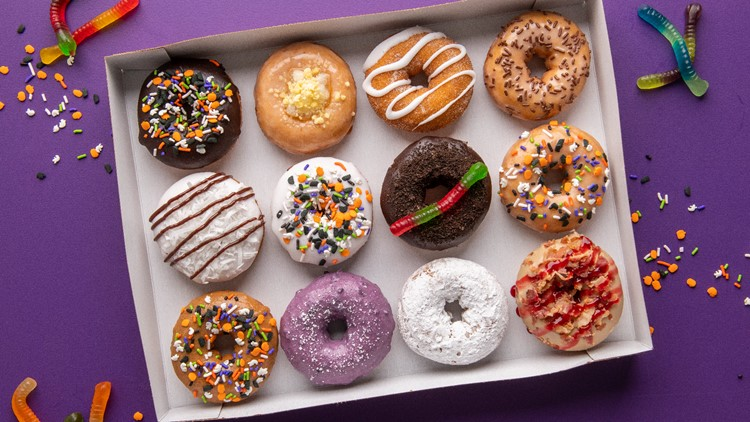 Spooky Box returns to Duck Donuts for Halloween season
