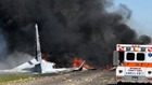 UPDATE   Official: 'To our knowledge ... no survivors' after military plane crashes near Savannah