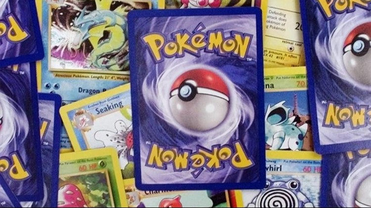Prosecutors: Georgia man used COVID loan on $57,000 Pokémon card